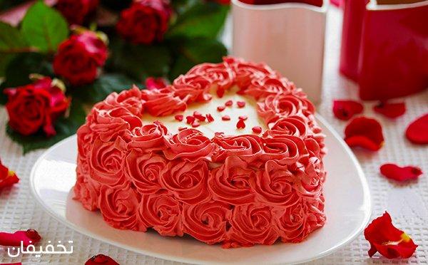 آموزش مقدماتی کیک خامه ای